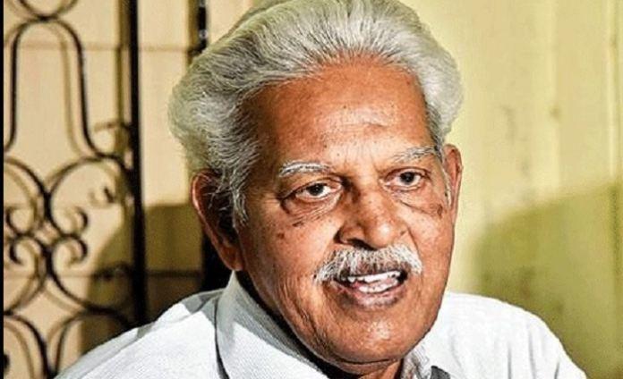 Followers of Telugu poet Varavara Rao demand bail  #varavara rao