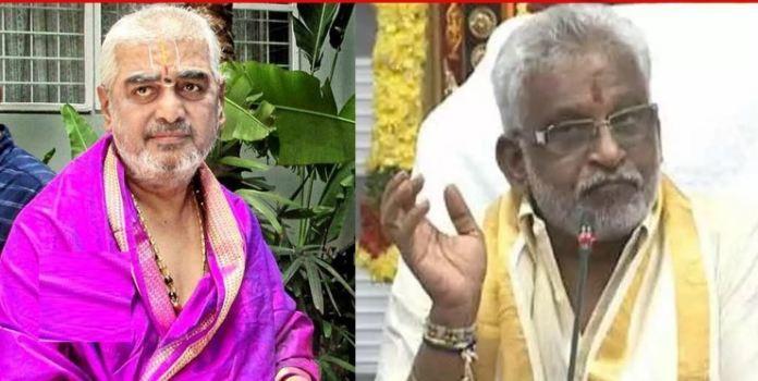 Subba Reddy vs Ramana Deekshitulu new battle in AP