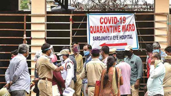 Telangana Reports 1,178 New COVID-19 Cases, 9 Deaths