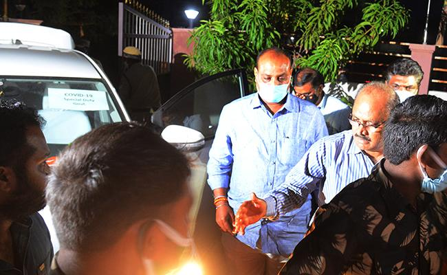 Will Atchan Get Bail In ESI Scam?