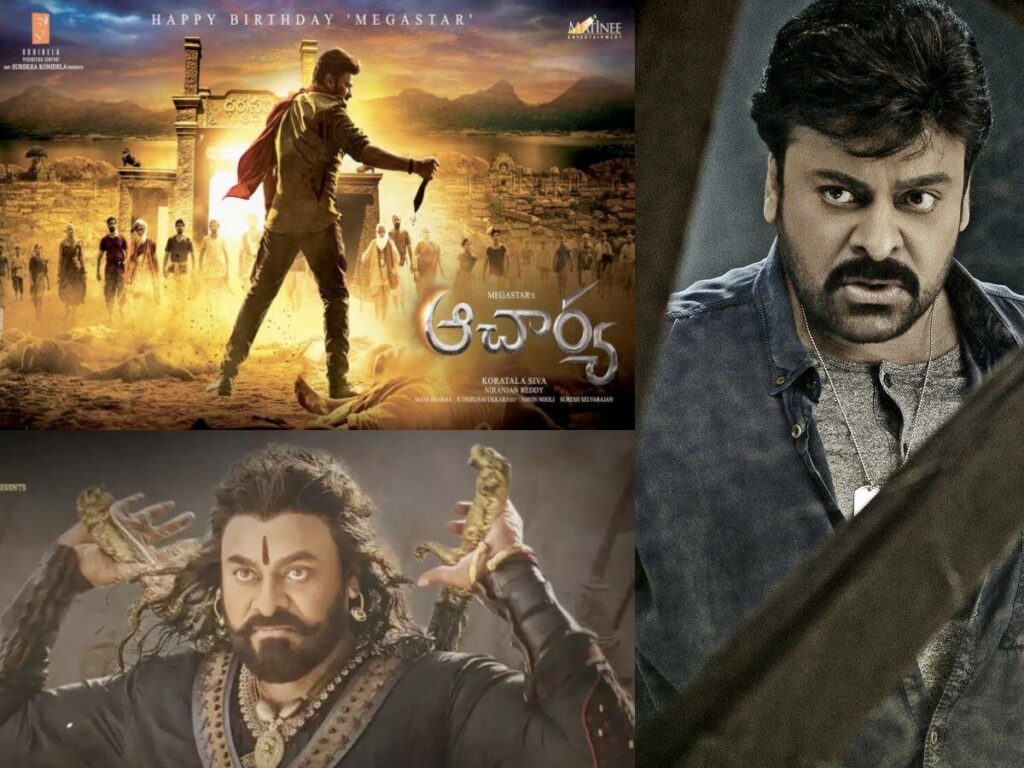 Why Chiru's Films Always Suffer From These Accusations?