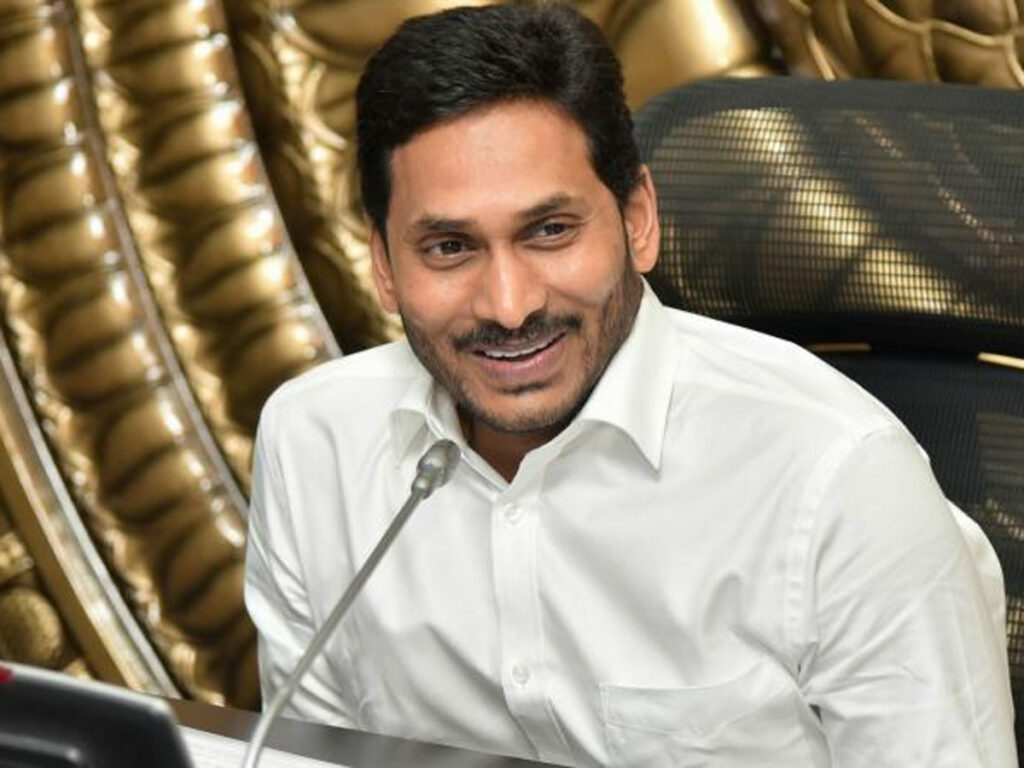 Now, A Temple For CM Jagan