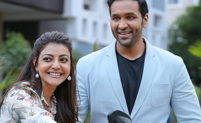 Pic Talk: Manchu Vishnu's Rakhi Wishes To Kajal
