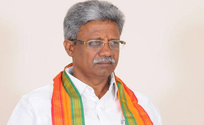 Ex-minister Manikyala Rao dies of Corona