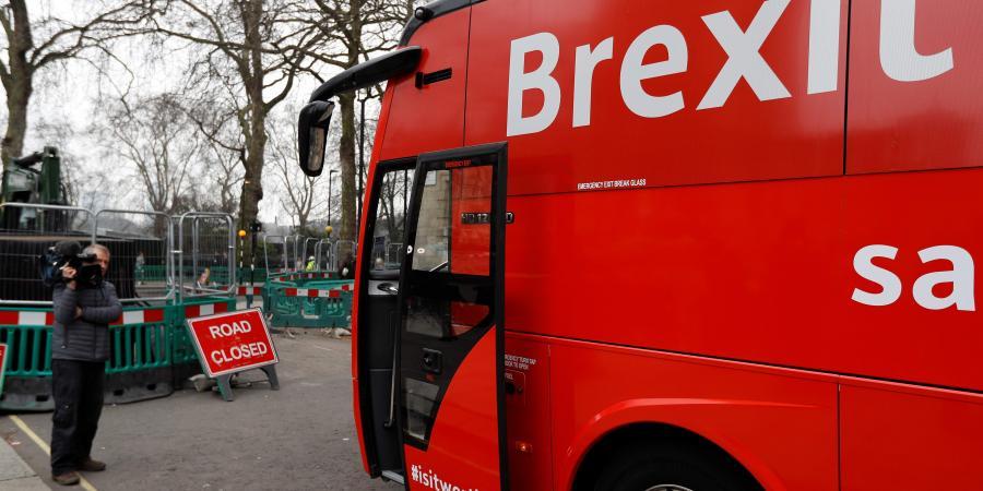 Researchers say UK faces a Brexit brain drain to the European Union