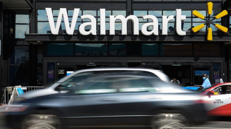 Walmart joins Microsoft in bid to buy TikTok
