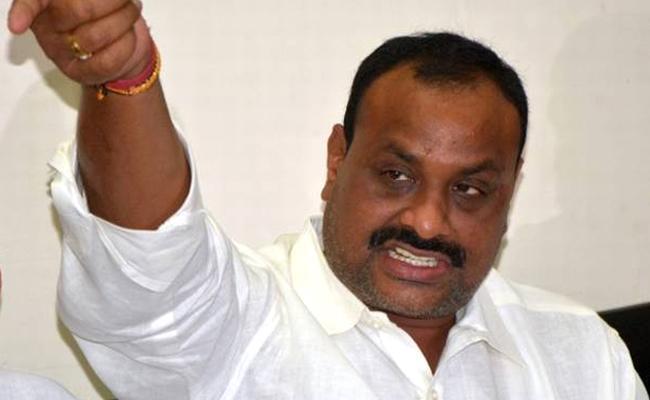 Atchan Naidu To Become AP TDP President?
