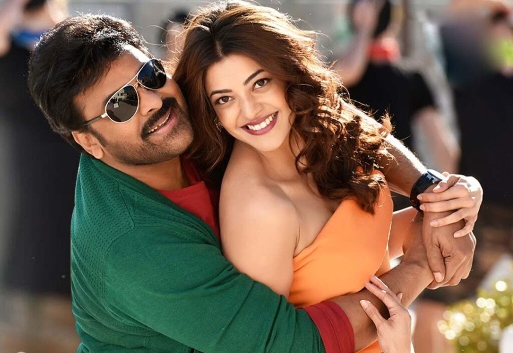 Chiru And Kajal Get Trolled For Forgetting B'Days