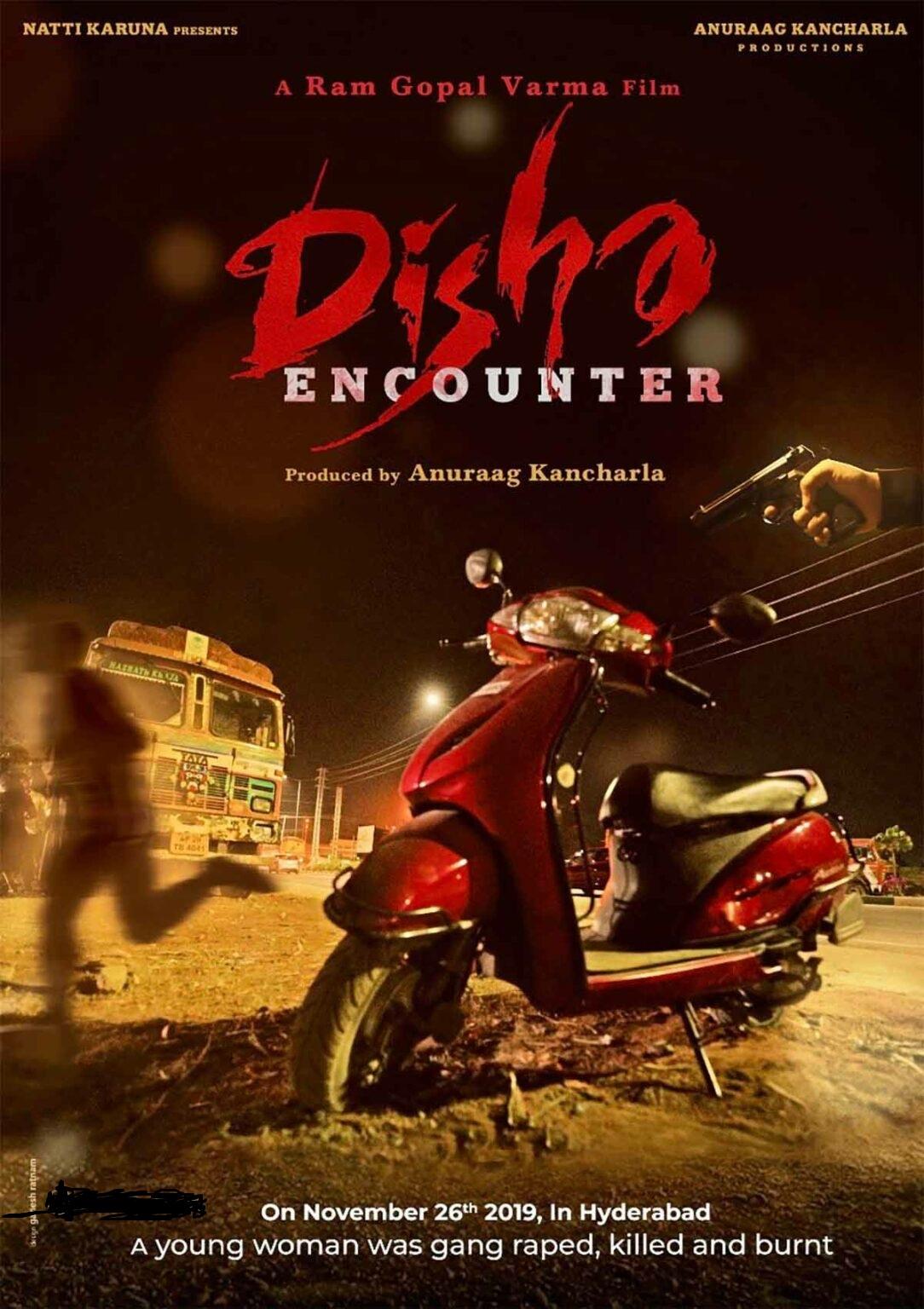 First Look: RGV's 'Disha Encounter'