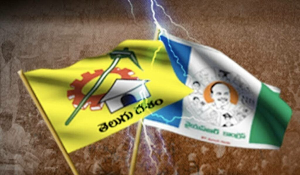 'YCP MLA Getting Daily Rs 10 Lakhs From Sand Mining'