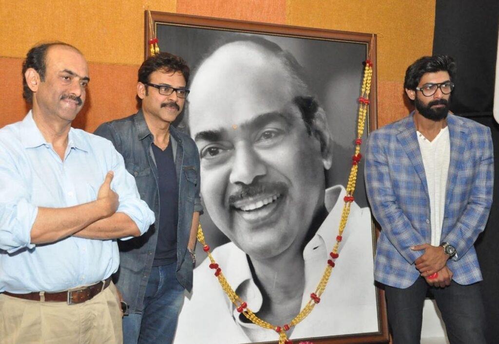 Ramanaidu Studios: Over To Rana Daggubati?