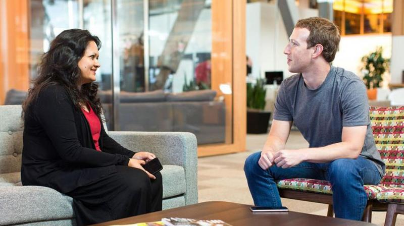 Remove Facebook India Policy Chief Ankhi Das, 40 rights groups write to Zuckerberg