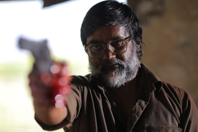 Dhanush's Brother Comes Out With A Gun!