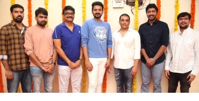 Bellamkonda Ganesh's film with Rakesh Uppalapati launched