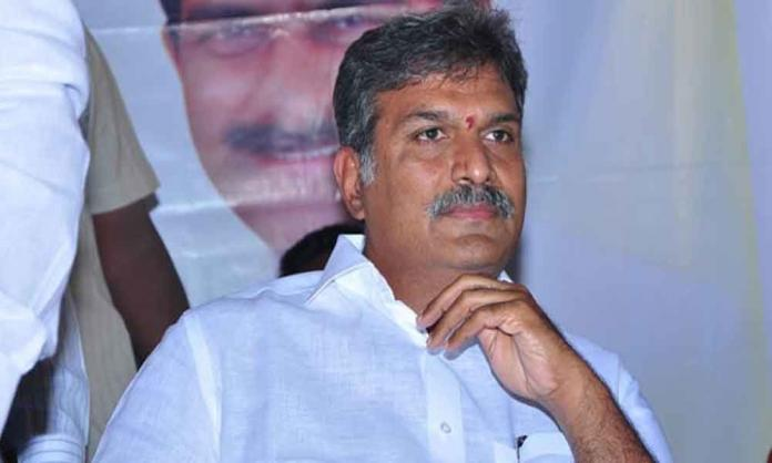 Kesineni Nani not to contest in next general elections