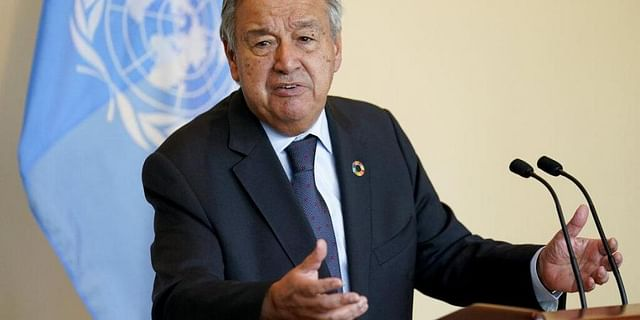 World has never been more threatened or divided, we must wake up: UN chief Antonio Guterres