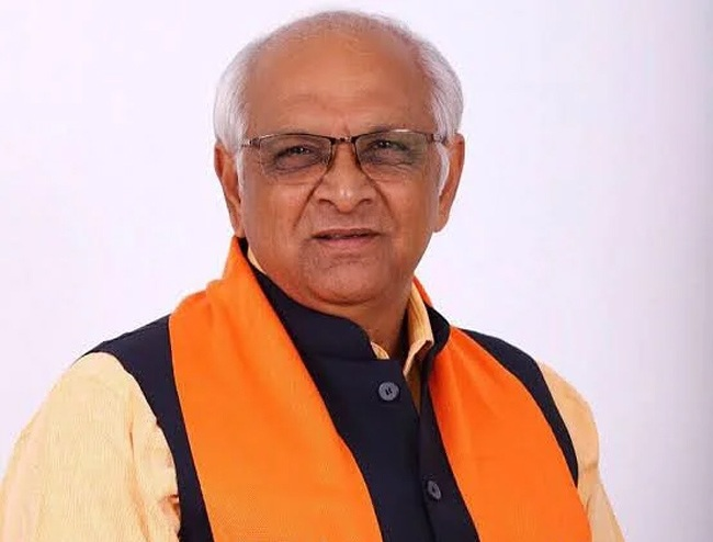 BJP Announces Bhupendra Patel as Gujarat Chief Minister