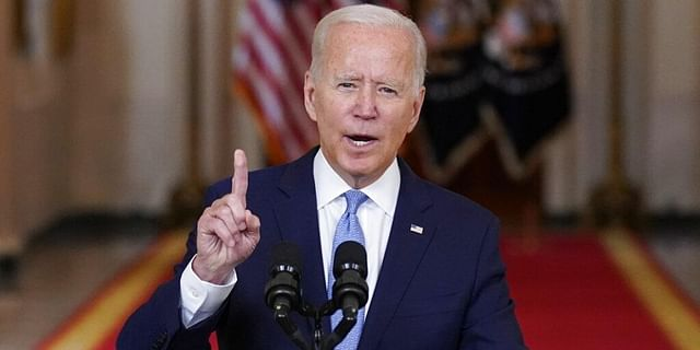 China cold shoulders Biden's no Cold War pledge; says opposed to 'small cliques'
