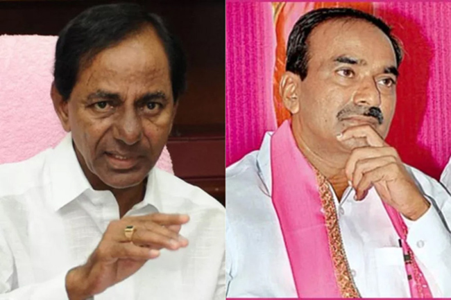KCR On a mission to make Etela Rajender a lone Warrior!