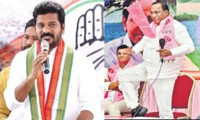 Malla Reddy accuses Revanth of buying TPCC for 50 Cr!