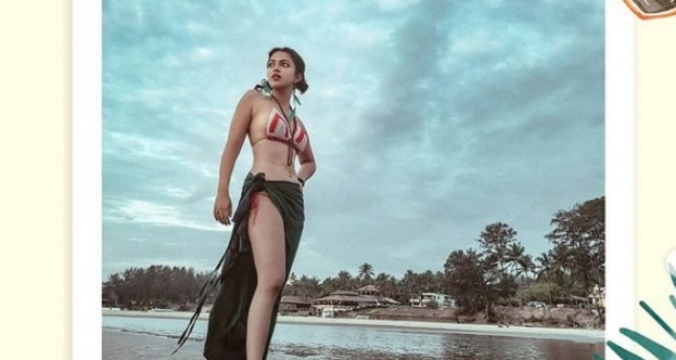 Pic Talk: Amala Paul showing off in a bikini