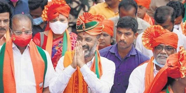 BJP will not have any alliance with TRS: Telangana BJP chief Bandi Sanjay Kumar
