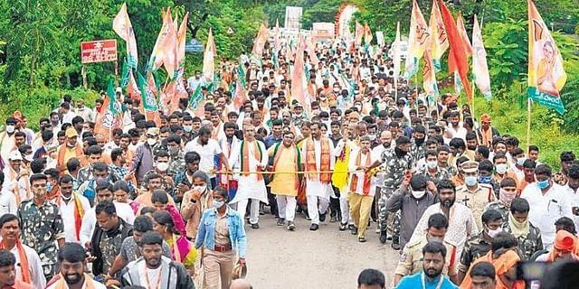 Telangana too will get population control bill: BJP MP Bandi Sanjay Kumar