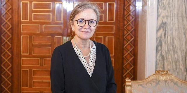 Tunisia names first woman prime minister, amid turmoil