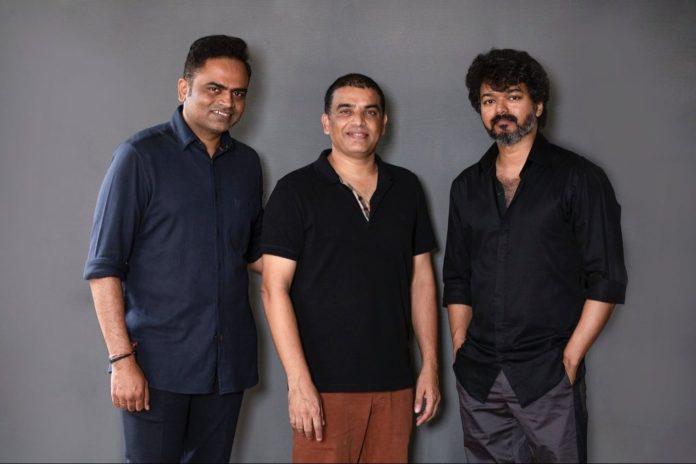 Thalapthy Vijay – Vamshi Paidipally – Dil Raju's Thalapathy66 announced