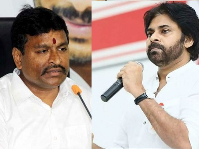 YCP leaders hit back at Pawan over his comments on Govt!