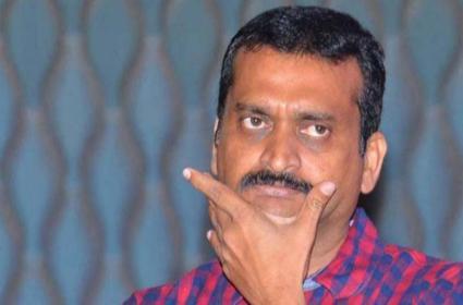 Bandla Ganesh files nomination for MAA elections