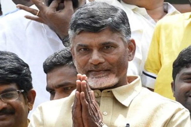 Chandrababu to tour Kuppam for four days again