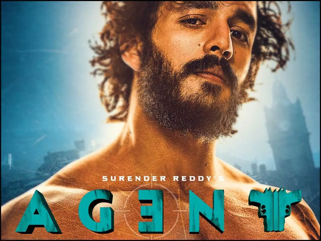 Is Akhil's Agent a pan-India film?