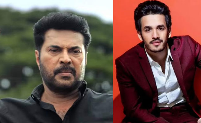 It Is Malayalam Superstar For Akhil