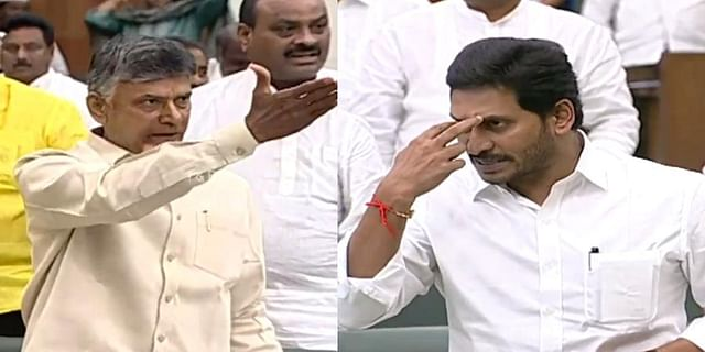 YSRC leaders shivering in fear after Naidu's meet with President, claims TDP