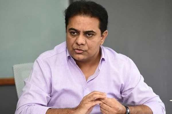 KT Rama Rao is a worthy son to KCR, says Srinivas Goud