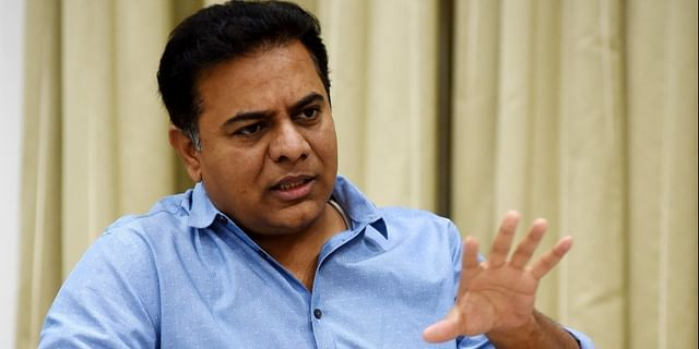 Telangana cyber security legislation will guide rest of India: KTR