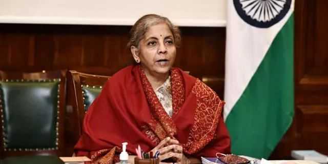 Sitharaman discusses post-pandemic economic recovery, other issues with World Bank chief