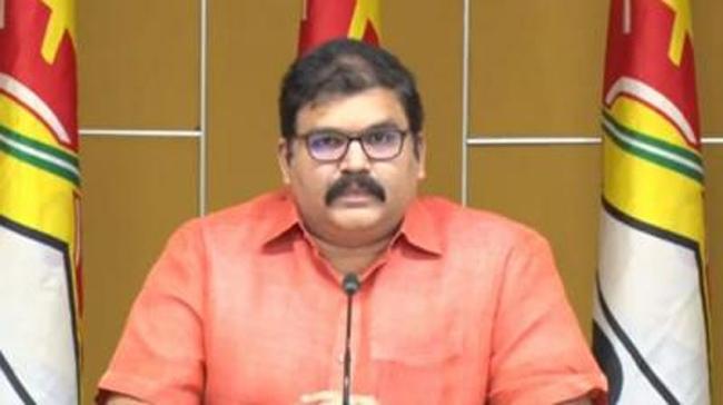 Pattabhi Releases Video, Says Not Afraid Of Arrest