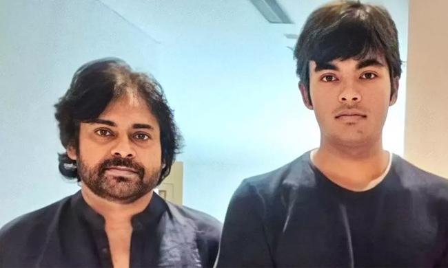 Pawan Kalyan's Son Akira Nandan To Debut With Hari Hara Veera Mallu?