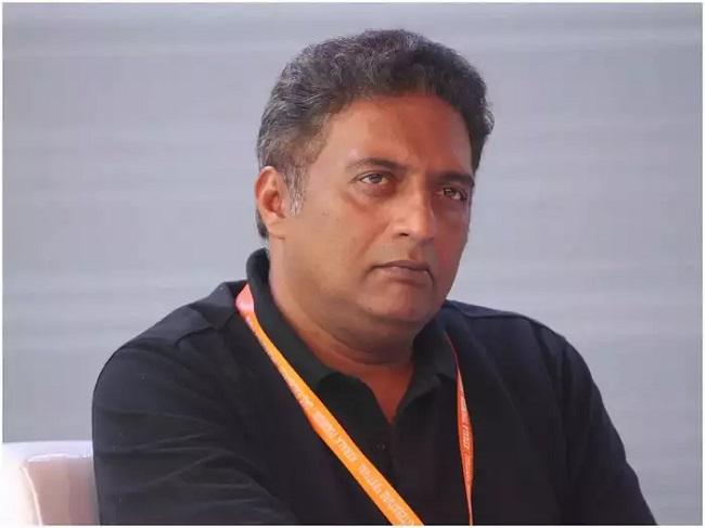 Prakash Raj complains to MAA election officer on YSRCP leader!