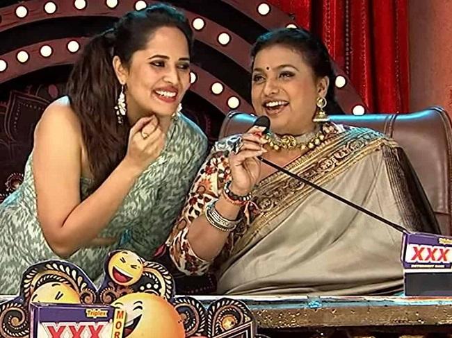 Roja surprises Balakrishna with a surprise call