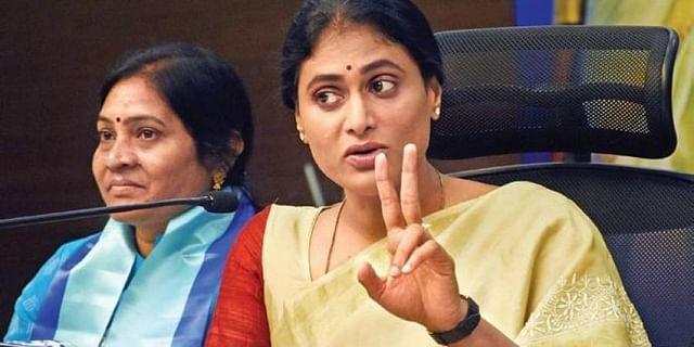YS Sharmila recalls CM K Chandrasekhar Rao's broken promises
