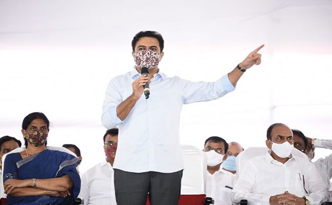Why Is KTR meeting 20 MLAs A Day?