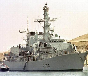 British Royal Navy Warships Seize Narcotics Worth $515 Million
