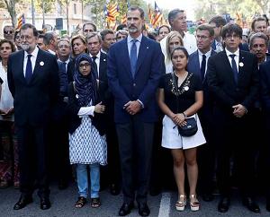 Toll in Spain attacks up to 16, as German woman dies