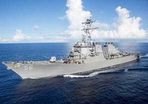 10 US Sailors Missing After Destroyer Collides With Tanker