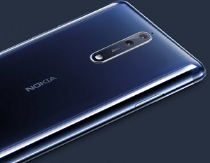 Nokia 8 With Dual Camera, 2K Display
