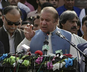 Nawaz Sharif Files Review Petition In Supreme Court Against His Disqualification